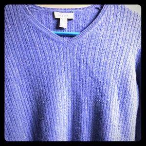 Geneva cashmere sweater sz medium